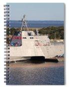 U.s. Navy Spiral Notebook