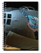 Usaf Museum B-36 Cold War Spiral Notebook