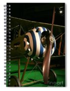 Usaf Museum Wwi Spiral Notebook