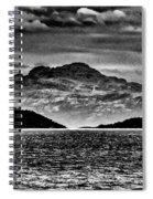 Ushuaia Ar 8 Spiral Notebook