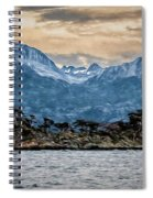 Ushuaia Ar 9 Spiral Notebook
