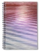 Ushuaia Ar - Ocean Ripples 2 Spiral Notebook