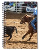 Using His Lasso Spiral Notebook