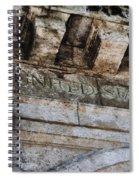 Usps Two Spiral Notebook