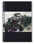 Ususena Ruze - Po Trech Kouscich A - Detail Spiral Notebook