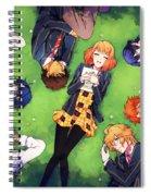 Uta No Prince-sama Spiral Notebook