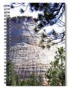 Utah 11 Spiral Notebook