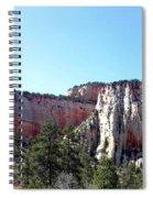 Utah 12 Spiral Notebook