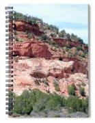 Utah 9 Spiral Notebook