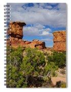 Utah Canyonlands Spiral Notebook