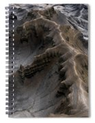 Utah Moonscape Spiral Notebook