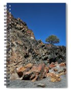 Utah Rocks Spiral Notebook
