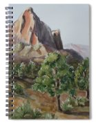 Utah Valley Spiral Notebook