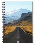 Utnesvegur Spiral Notebook