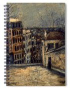 Utrillo: Mont-cenis Spiral Notebook