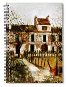 Utrillo: Montmagny, 1908-9 Spiral Notebook