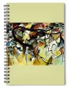 V 1911 Vasily Kandinsky Spiral Notebook