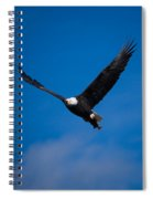 V For Victory Spiral Notebook