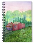 Vacation Home Spiral Notebook
