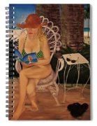 Vacation Time Spiral Notebook