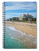 Vacation Visions Spiral Notebook