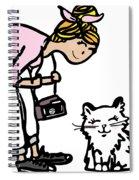Vacay Spiral Notebook