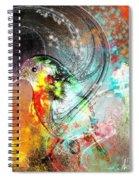 Vagabond Spiral Notebook
