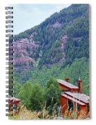Vail Landscape Spiral Notebook