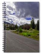 Vail Road Spiral Notebook