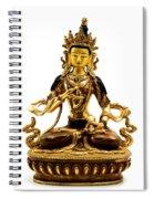 Vajrasattva Spiral Notebook