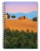 Val D'orcia Serenity Spiral Notebook