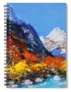 Valbona Spiral Notebook