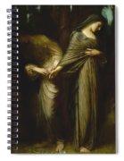 Vale. Farewell Spiral Notebook