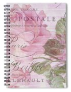 Valentine Blush Spiral Notebook