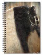 Valentino's Mane Spiral Notebook