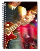 Vallejo 2 Spiral Notebook