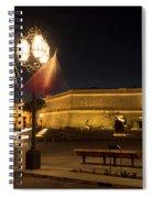 Valletta Light Spiral Notebook