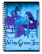 Valley Green Inn Spiral Notebook
