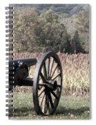 Valley Of Death Spiral Notebook