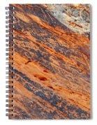 Valley Of Fire Petroglyphs Spiral Notebook