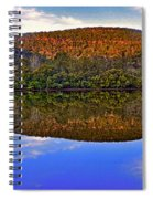 Valley Of Peace Spiral Notebook