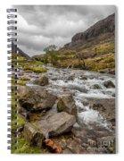 Valley Stream Spiral Notebook