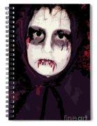 Vampire II Spiral Notebook