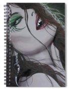 Vampiress II Spiral Notebook