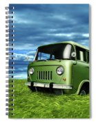 Van Spiral Notebook