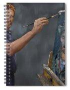 Van Gogh 2018 Spiral Notebook