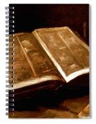 Van Gogh: Bible, 1885 Spiral Notebook