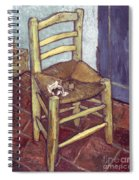 Van Gogh: Chair, 1888-89 Spiral Notebook