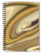 Van Gogh Left His Mark Spiral Notebook