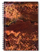 Van Gogh Mesa With Sky Spiral Notebook